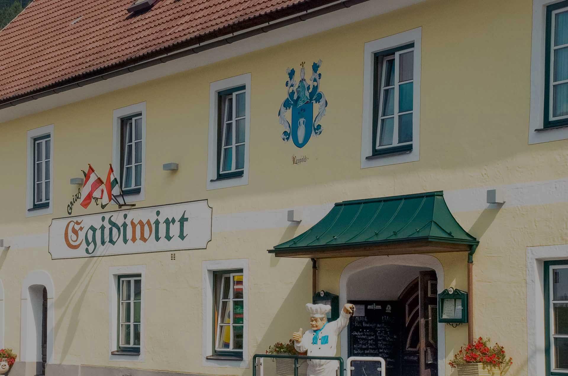 Gasthof Egidiwirt Murau