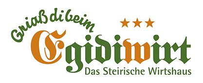 Restaurant Gasthof Egidiwirt Logo